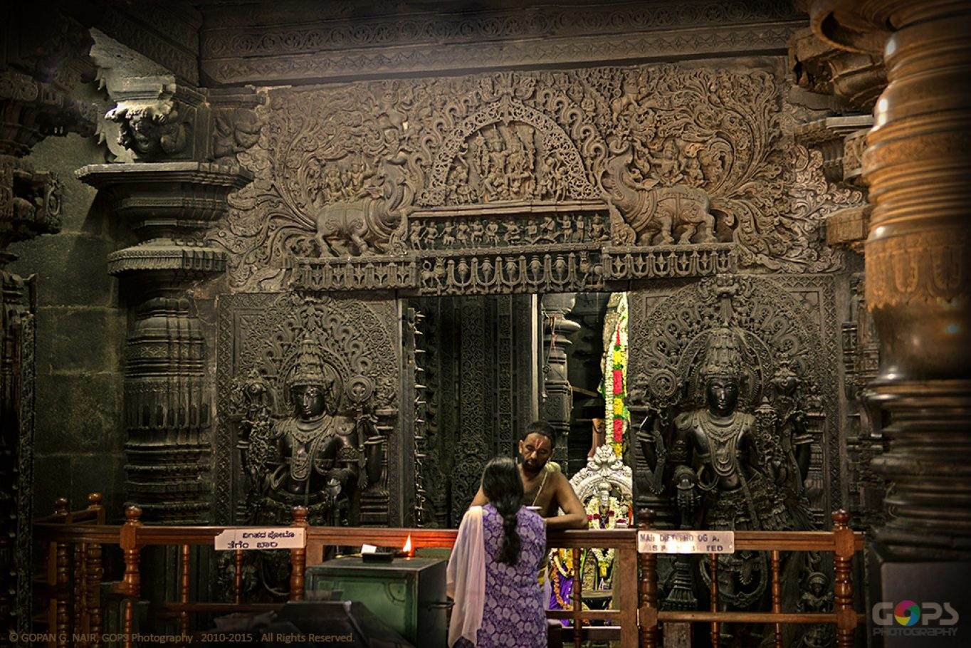 MOST INTRICATE CARVINGS AT BELUR, KARNATAKA, INDIA