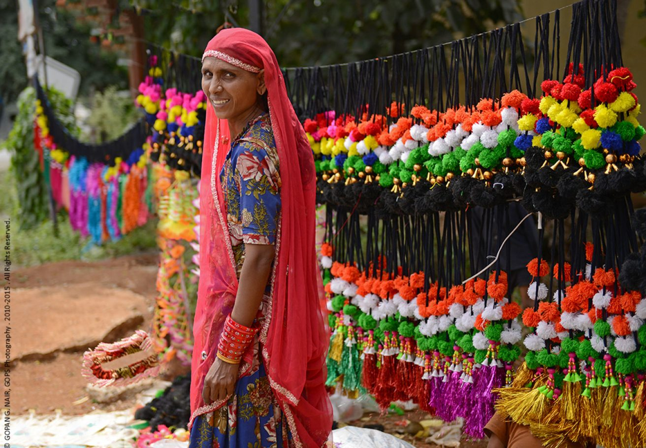 MY COLORFUL INDIA