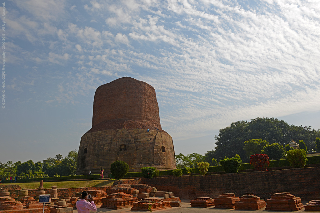 GOPS » SARNATH, THE BIRTH PLACE OF BUDDHISM