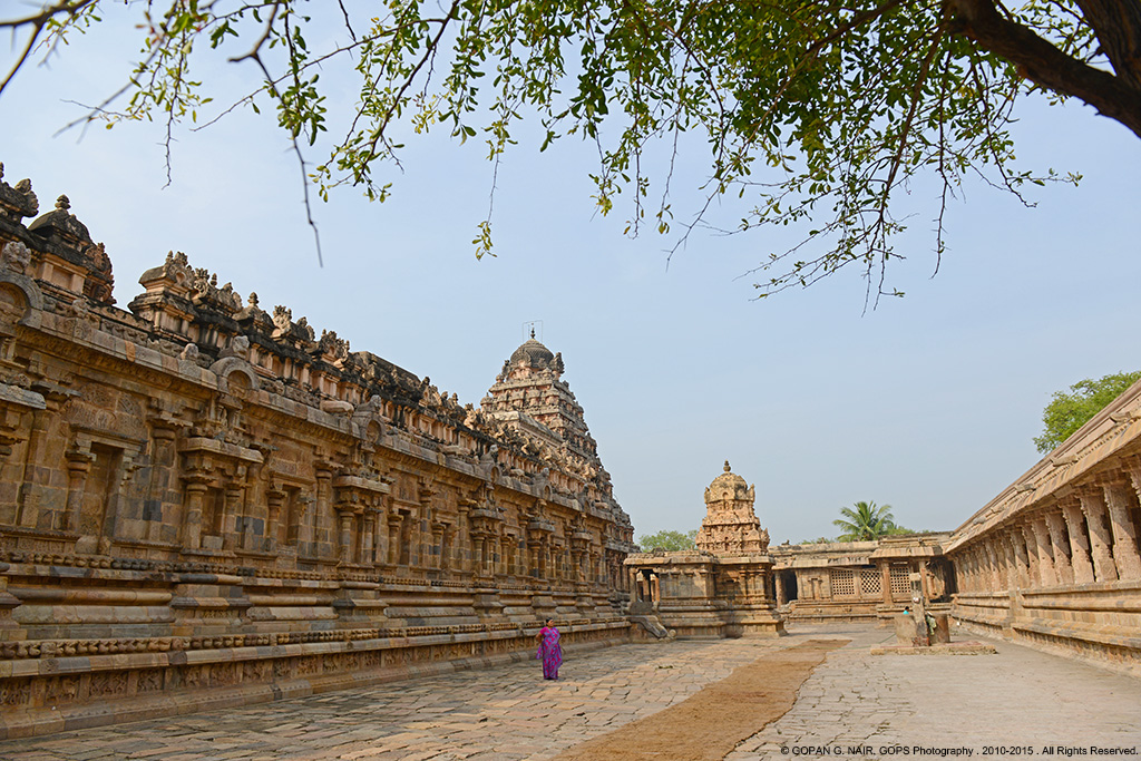 A WALK AROUND AIRAVATESVARA TEMPLE AT DARASURAM