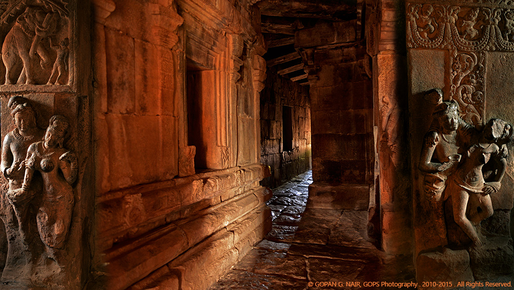 PATHWAY TO HISTORY : OVER 1300 YEARS OLD TEMPLES AT PATTADAKAL, KARNATAKA.