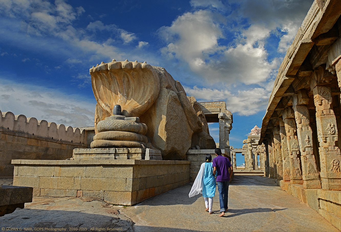 LEPAKSHI TEMPLE, ANDHRA PRADESH, INDIA