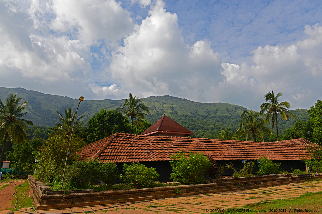 THIRUNELLI MAHAVISHNU TEMPLE.